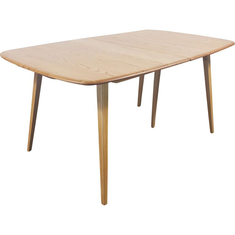 Vintage Extending Dining Table by Ercol Grand 1960s
