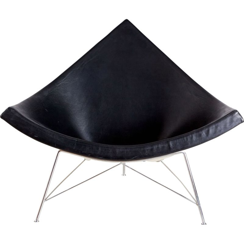Vintage Coconut Chair by George Nelson for Vitra 1955