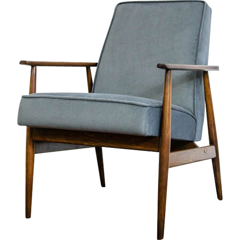 Vintage Armchair Type 300 190 By H. Lis, Poland 1960s