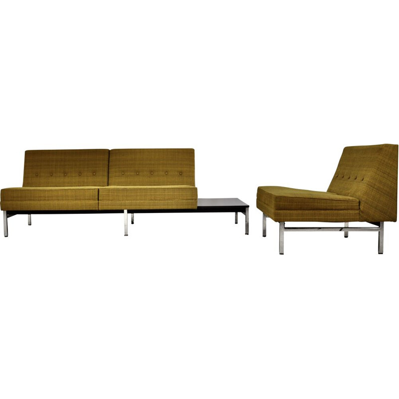 Vintage Modular Sofa Set by George Nelson for Herman Miller 1960s