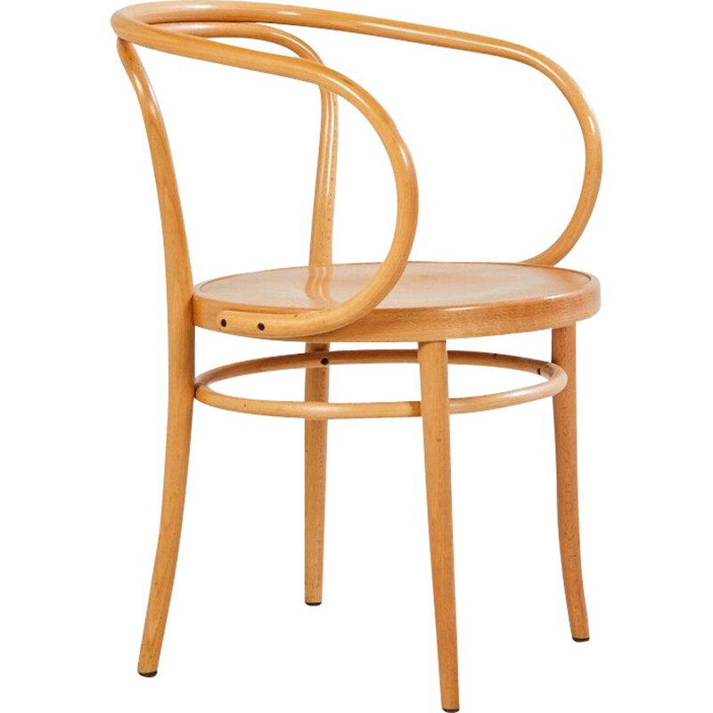 Vintage Vienna chair, model 209 by Thonet 1950