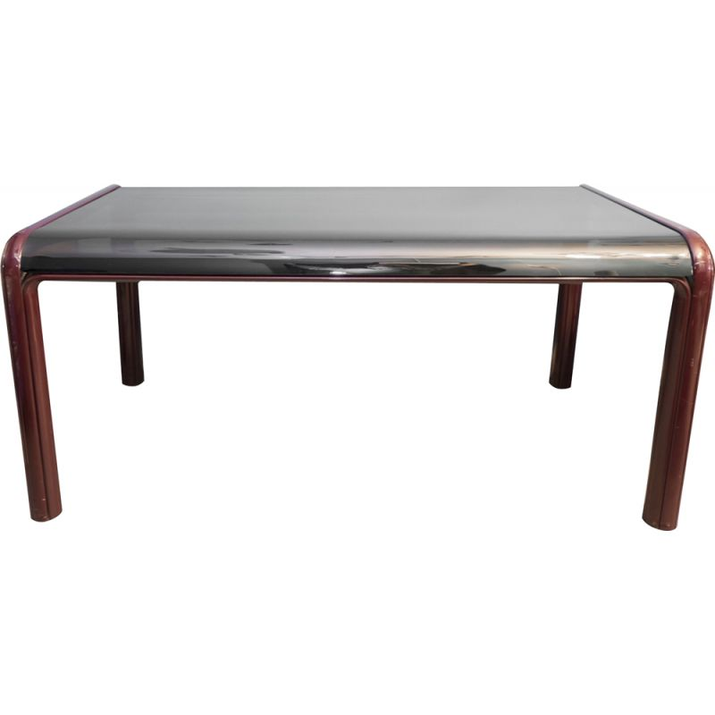 Vintage table by Gae Aulenti by Knoll 1970s