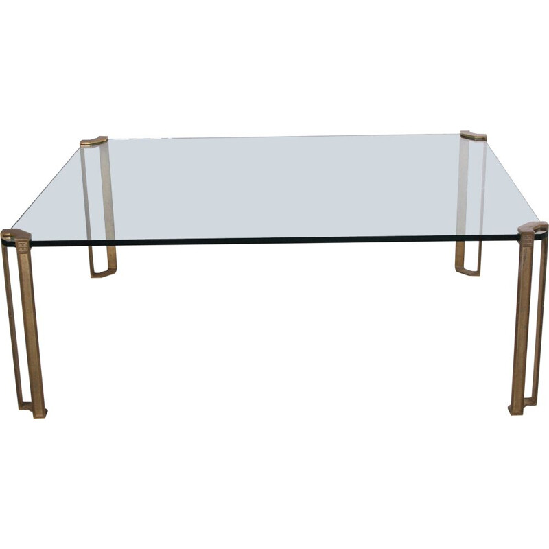 Vintage Coffee table T24 by Peter Ghyczy 1970s