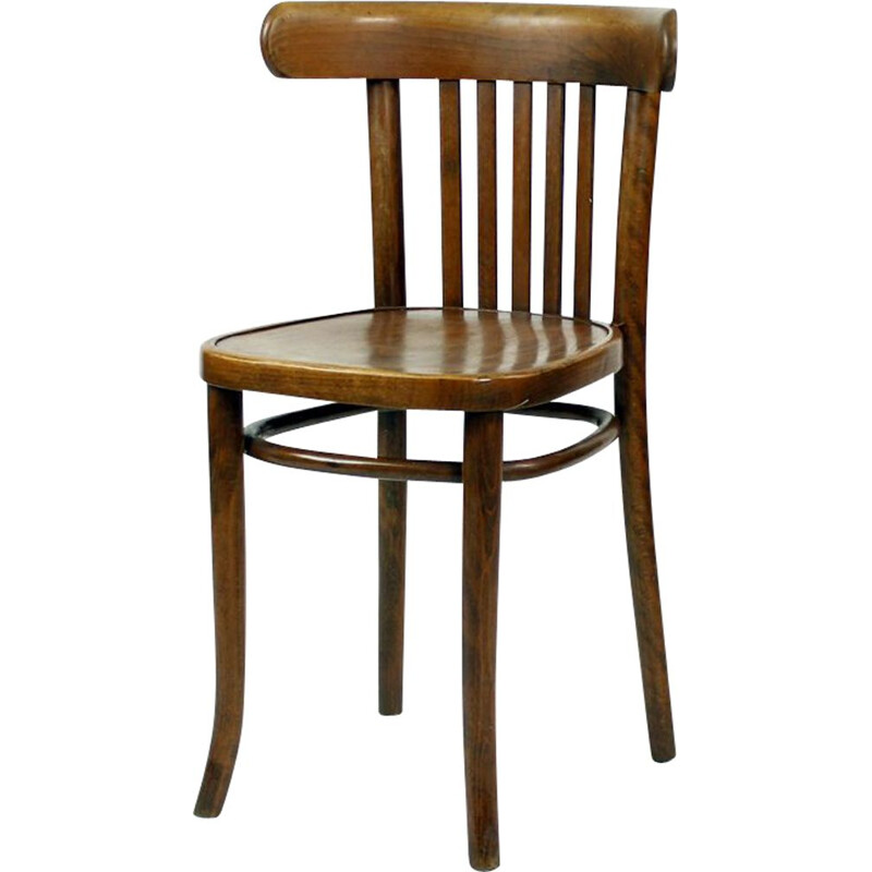 Vintage Bistro Caffee Chair by Thonet 1890s