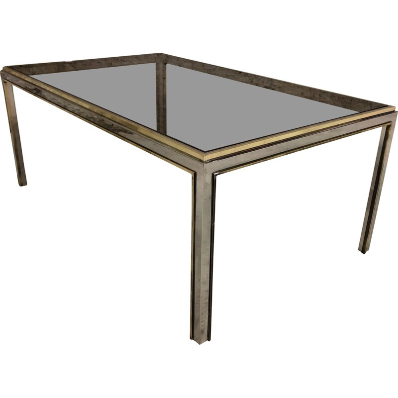 Vintage Maison Charles table 1970s