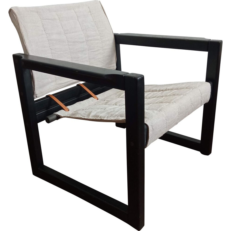 Vintage Diana armchair by Karin Mobring for Ikea 1972