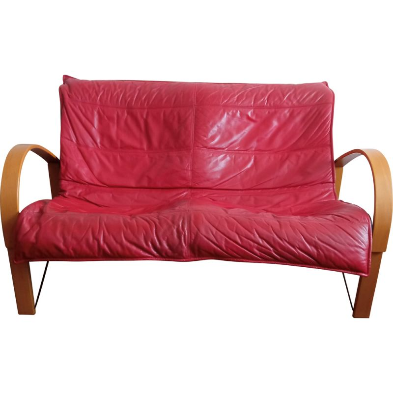 Vintage sofa by Tord Björklund for Ikea 1980s