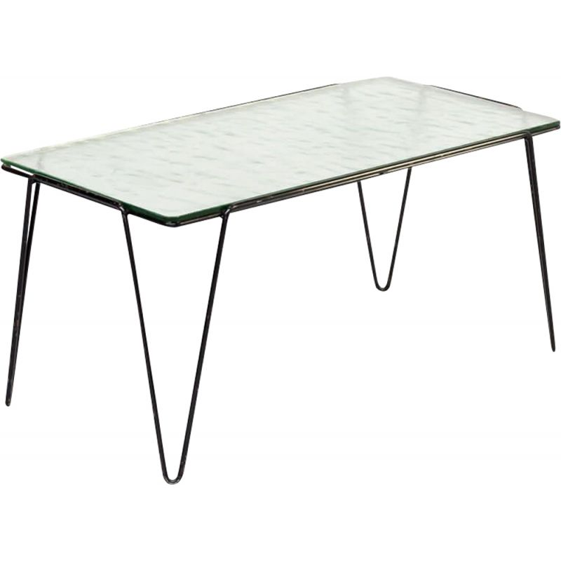 Vintage coffee table by Arnold Bueno de Mesquita for Spurs 1950