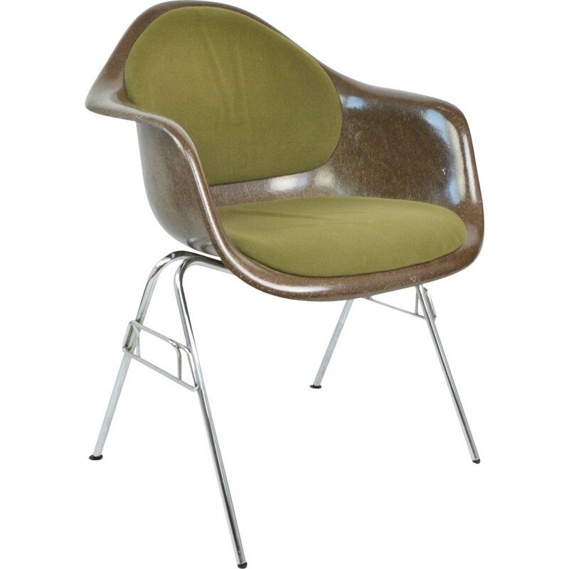 Vintage Chair by Ch. & R. Eames Vitra 1970s