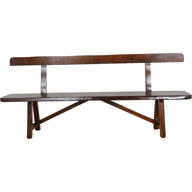 Vintage bench by Olavi Hanninen for Mikko Nupponen