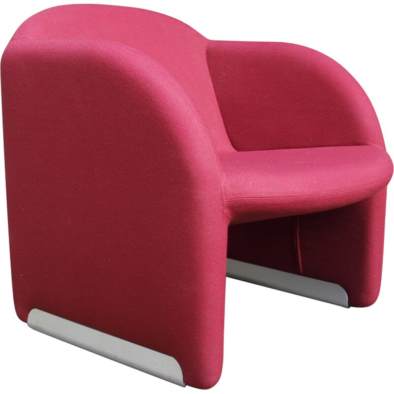 "Artifort ""Ben chair"" armchair, Pierre PAULIN - 1990s"