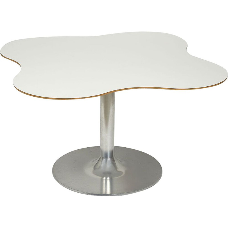 Vintage table nuage 1970s