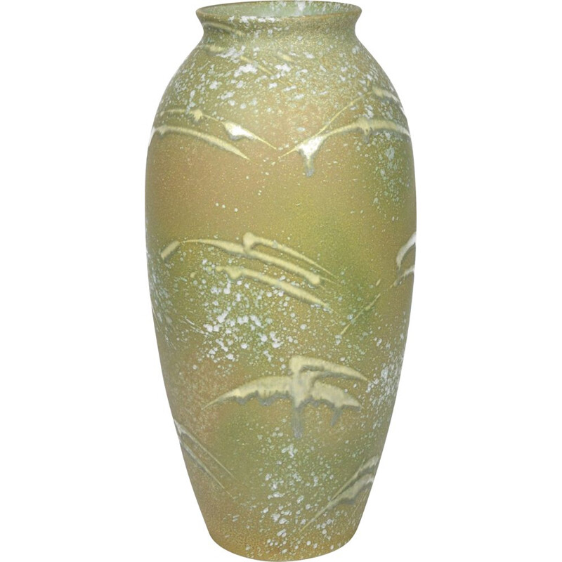 Large vintage vase by Samira 57045 Scheurich, Germany 1980s