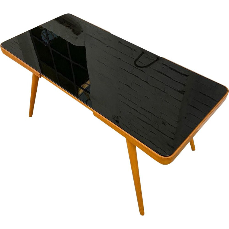 Vintage Opacite coffee table from Interier Praha 1960s