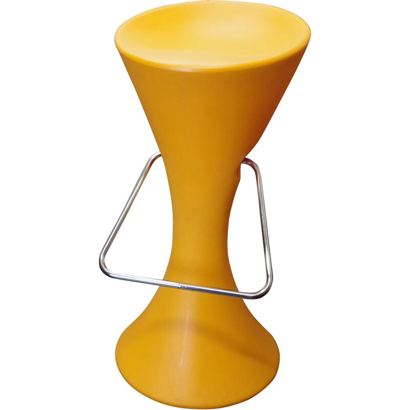Vintage bar stool by Elmar Flototto Diva