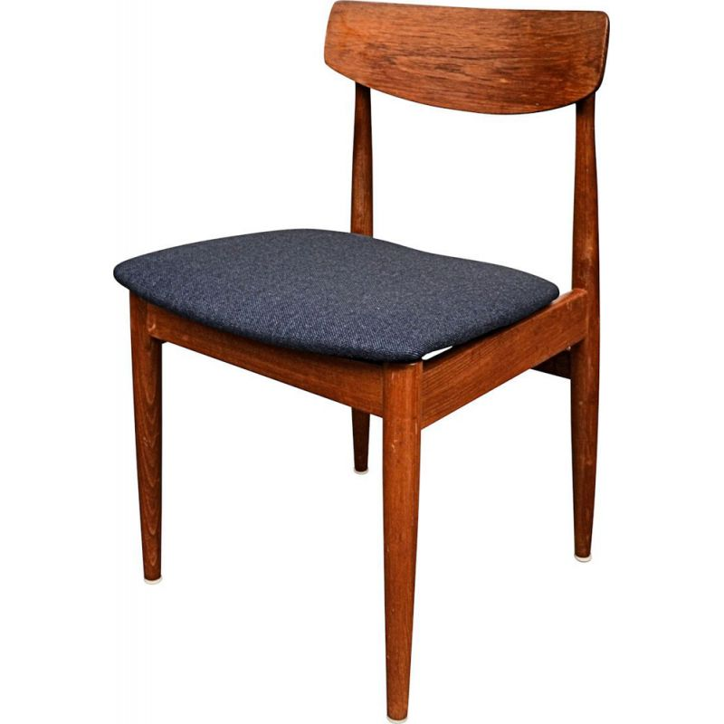 Vintage Modell teak dining chairs by Casala