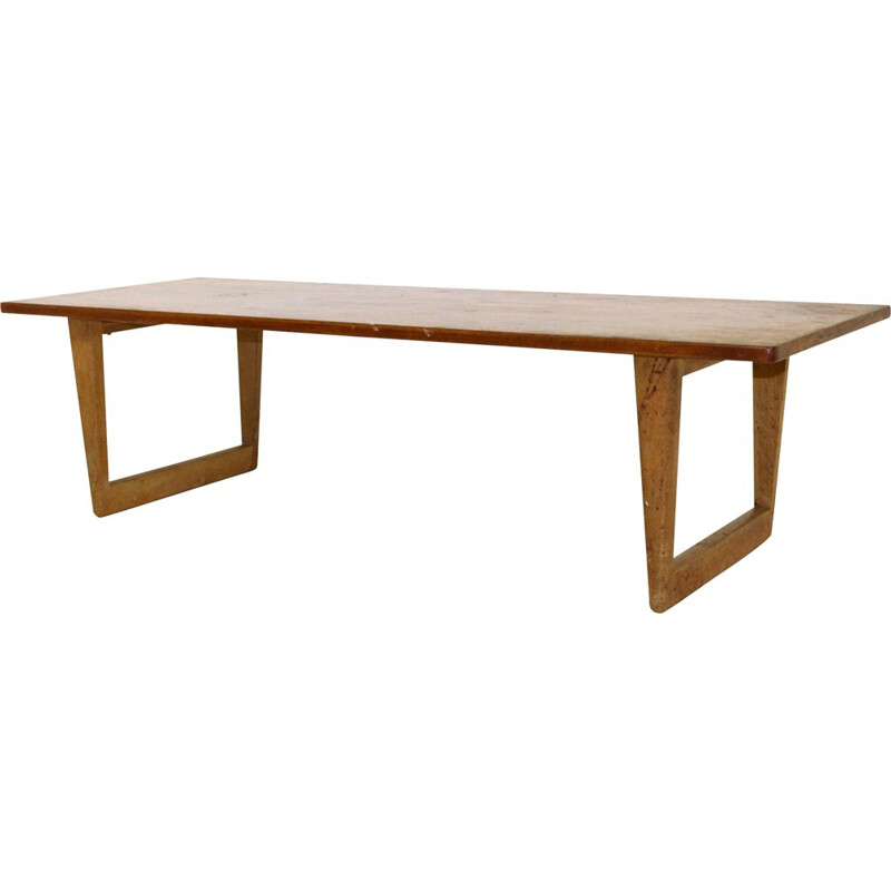 Vintage coffee table model 261 by Borge Mogensen for Fredericia Stolefabrik, Danish 1960s