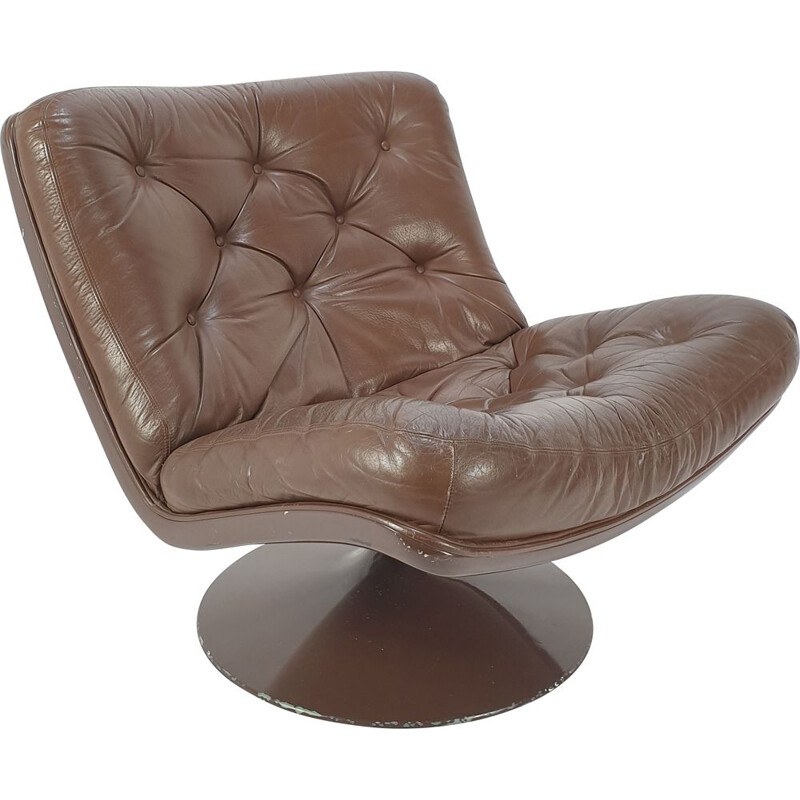 Vintage 975 Lounge Chair by Geoffrey Harcourt for Artifort 1960s