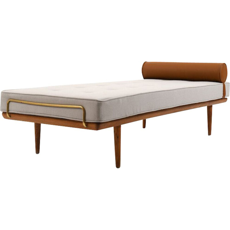 Vintage early GE-19 Daybed by Hans J. Wegner, Denmark 1959s