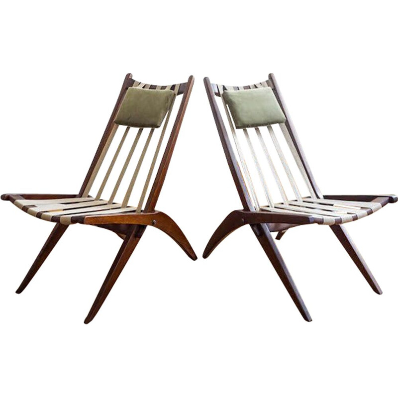 Vintage Lounge chairs 1930s