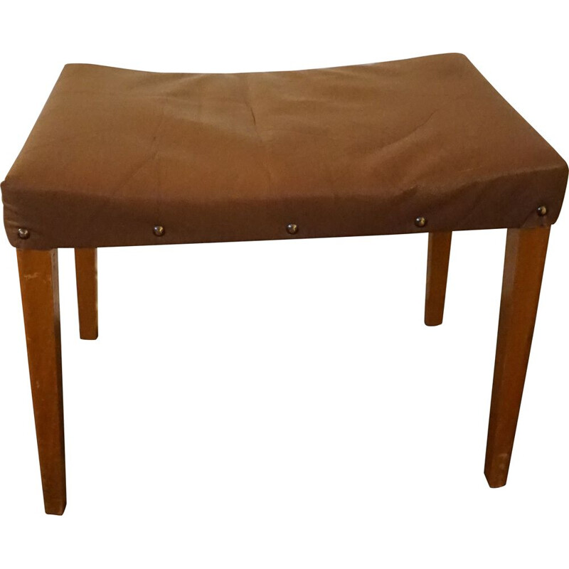Vintage Model 104 Stool by Omann Jun 1950s