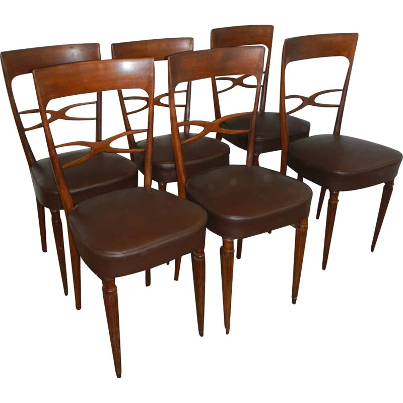 Vintage Buffa's chairs