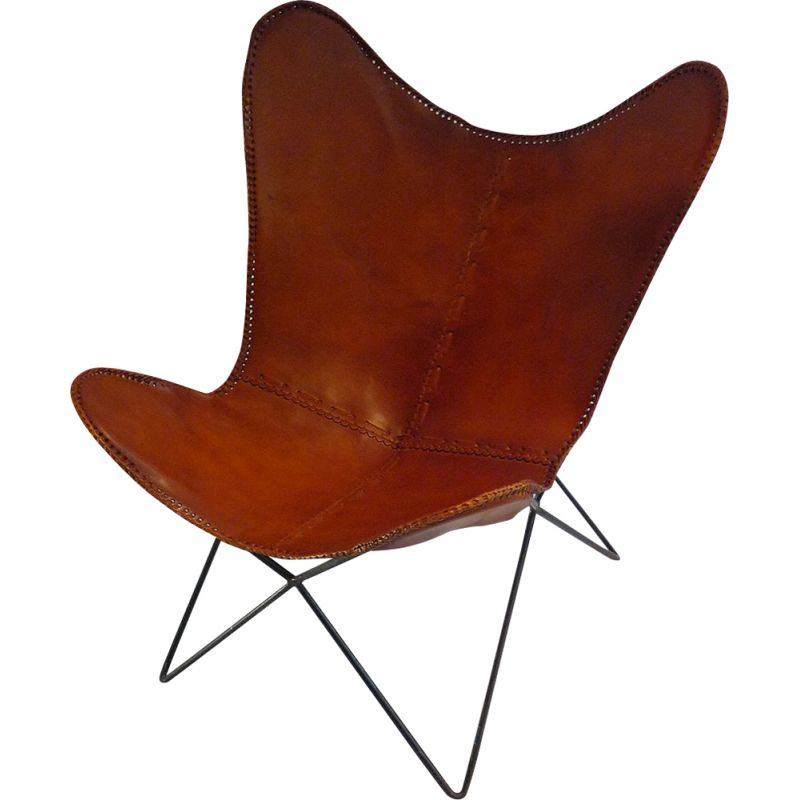 """Vintage Butterfly"""" armchair"""