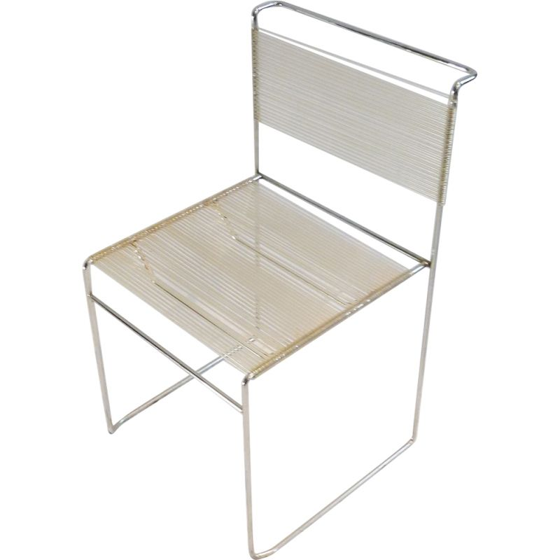 Vintage spaghetti chair from Flyline