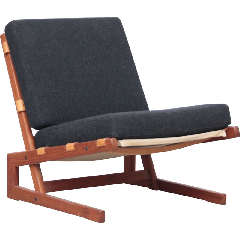 Vintage teak Lounge Chairs, Danish 1960s
