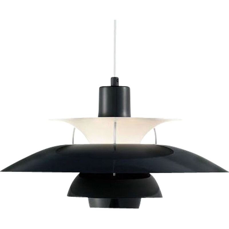 Vintage PH 5 pendant lamp by Poul Henningsen