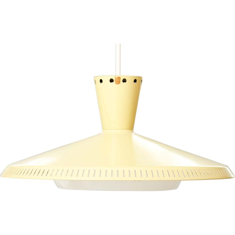 Vintage NB93 pendant lamp by Louis Kalff for Philips