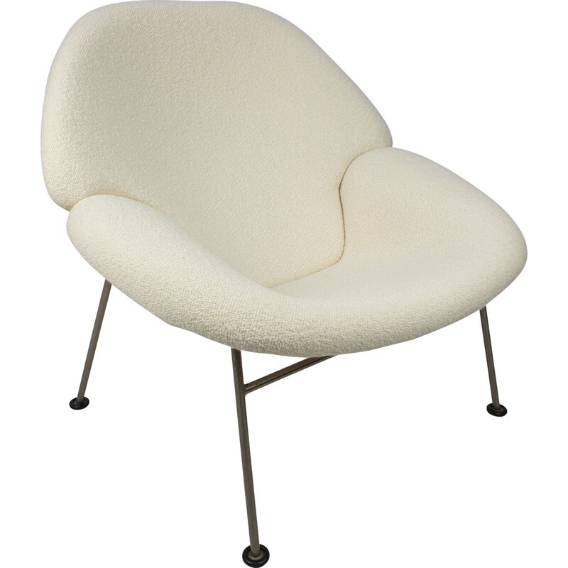 Vintage F555 Chair by Pierre Paulin for Artifor 1960s