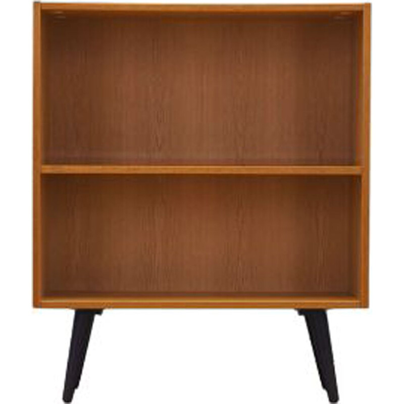 Vintage Ash bookcase by Domino Mobel, Danish 1970s