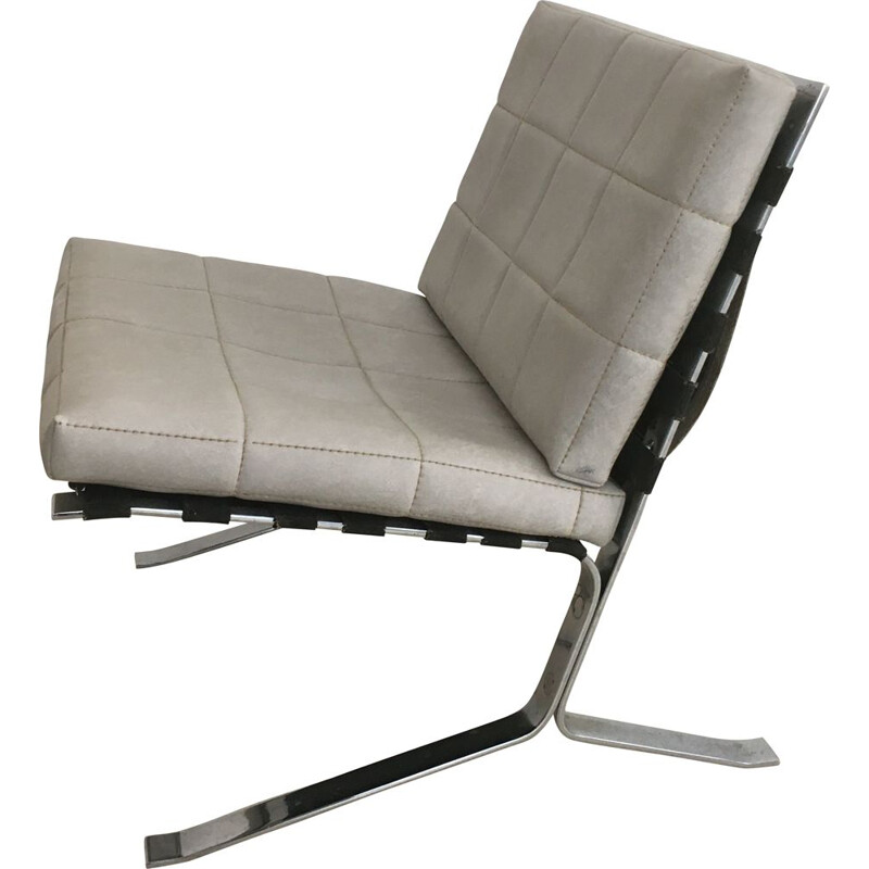 Vintage Jocker armchair by Olivier Mourgue for Airborne International 1970s