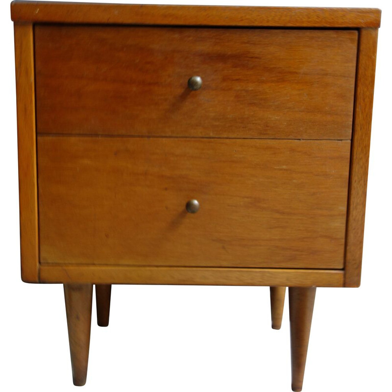 Vintage chest of drawers 1960's