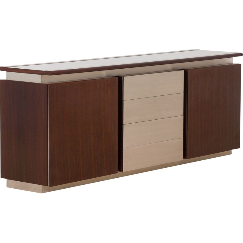 Vintage Arcebis sideboard by Giotto Stoppino, Italy 1970s