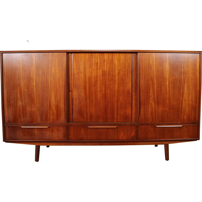 Vintage Sideboard by E W Bach, Danish 1960s