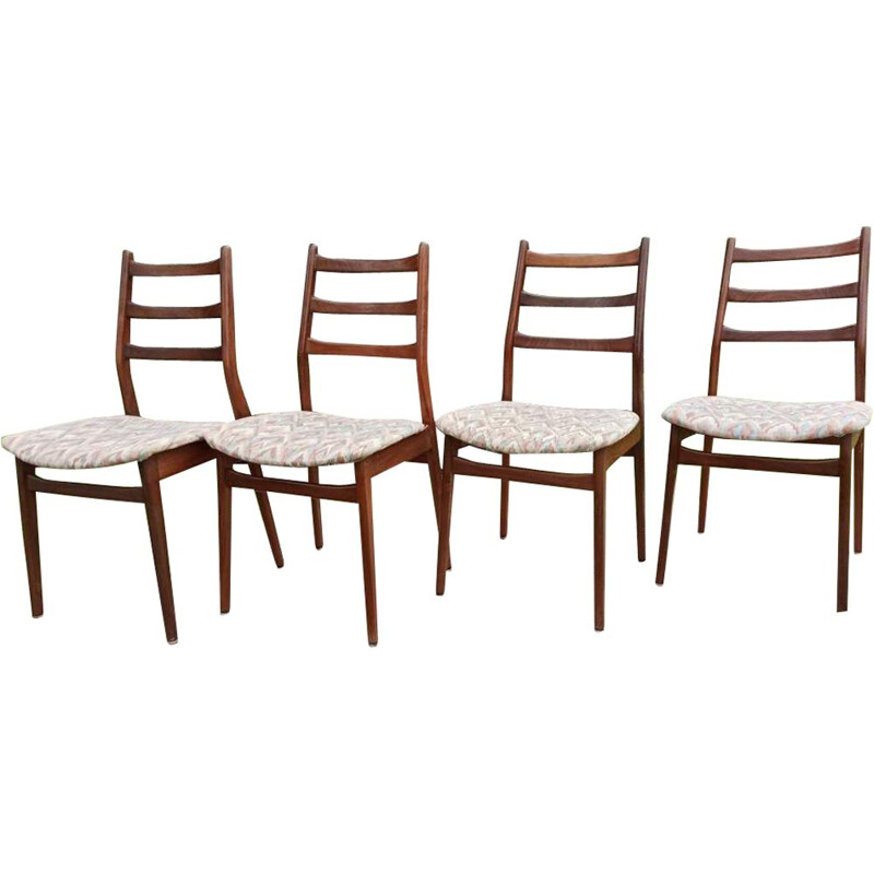 Vintage dining chair set from Casala