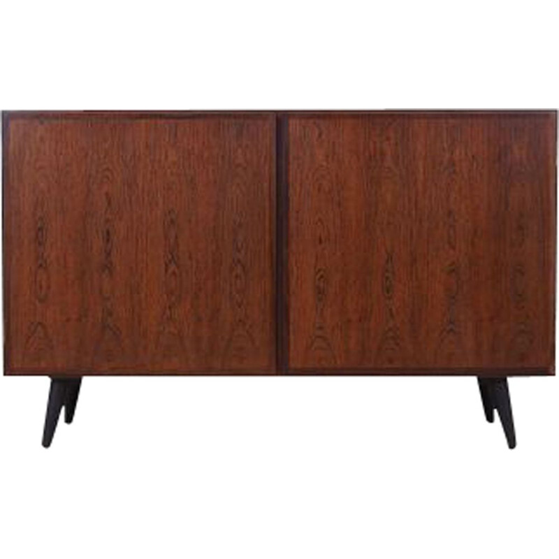 Vintage Rosewood dresser by Omann Jun, Danish 1970s
