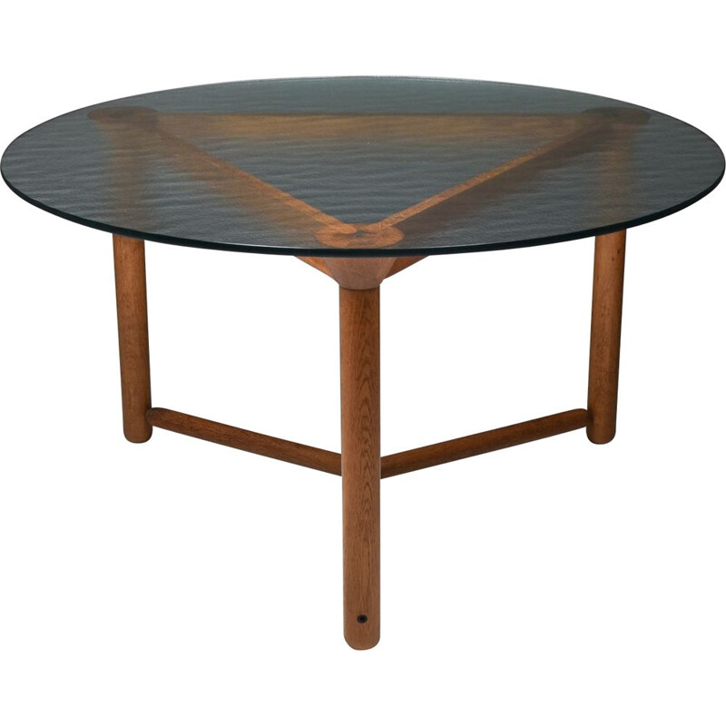 Vintage Pan Dining Table by Vico Magistretti for Rosenthal, Italian 1980s