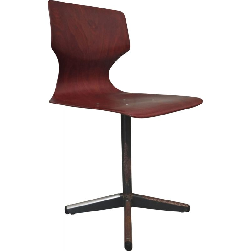 Vintage chair by Pagholz, German 1960s