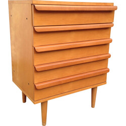 Pastoe chest of drawers, Cees BRAAKMAN - 1950s