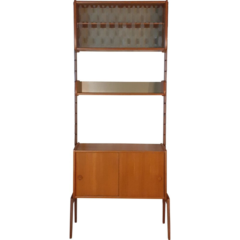 Vintage Ergo storage unit by John Texmon for Blindheim, Norway 1960s