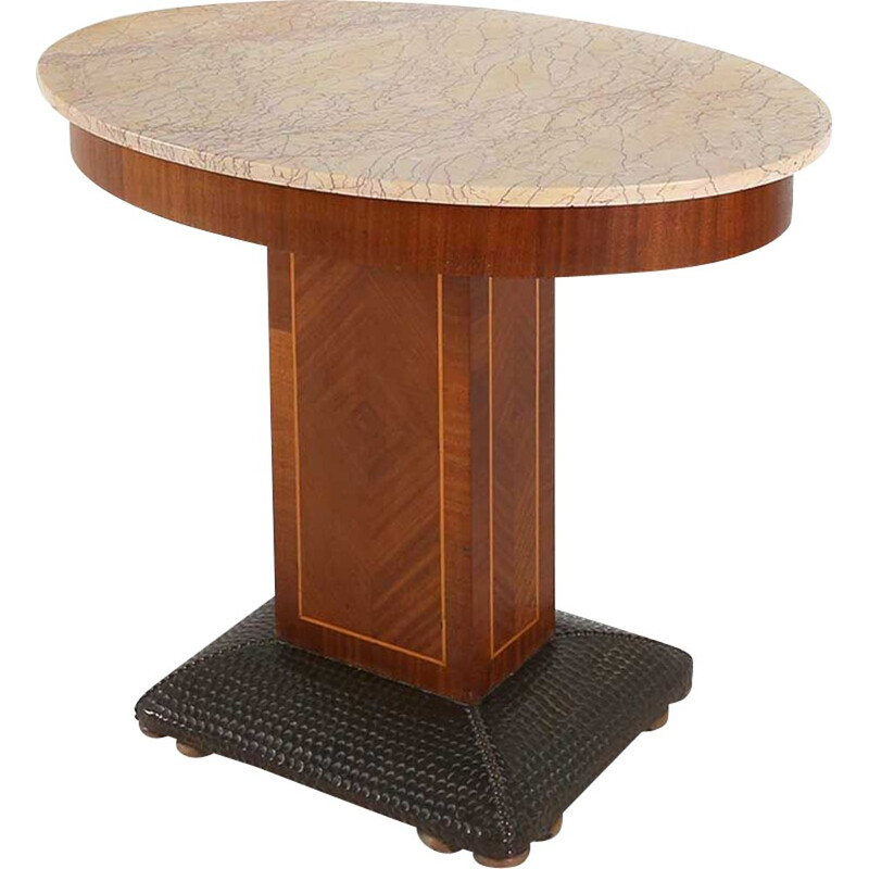 Vintage Side table by De Coene freres