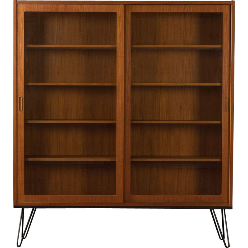 Vintage oak Showcase by Poul Hundevad, Denmark 19860s