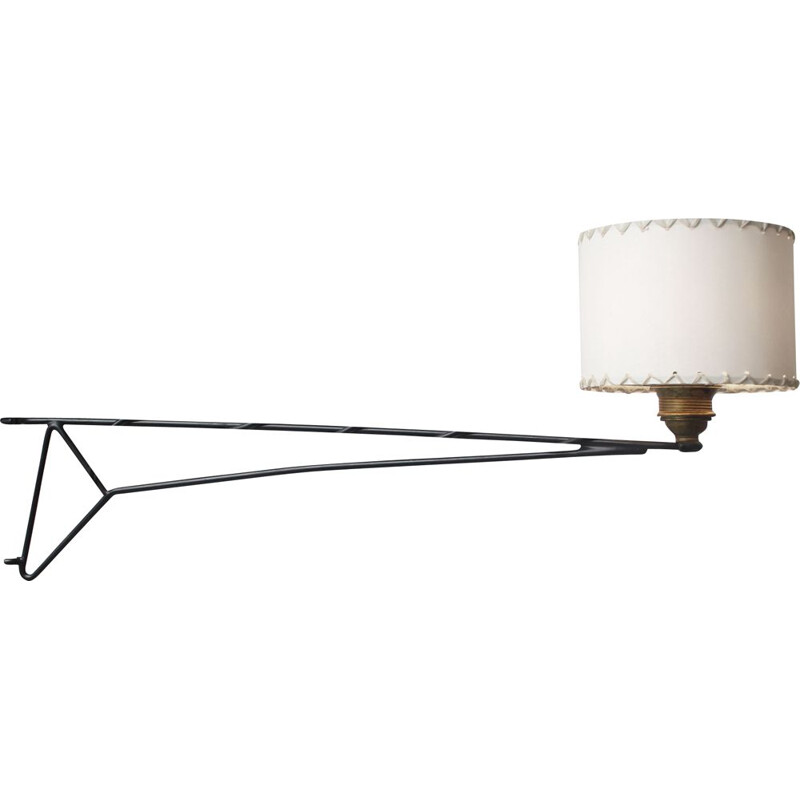Vintage swiveling lamp for String wall unit 1960s