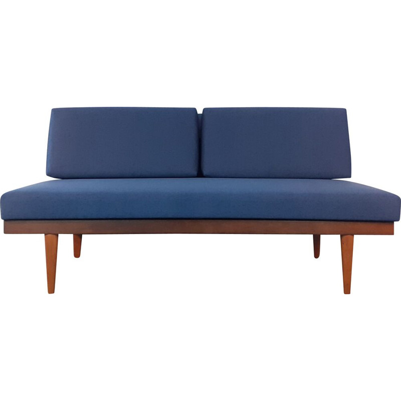 Vintage sofa bed by Ingmar Relling by Ekornes, Norwegian 1960s