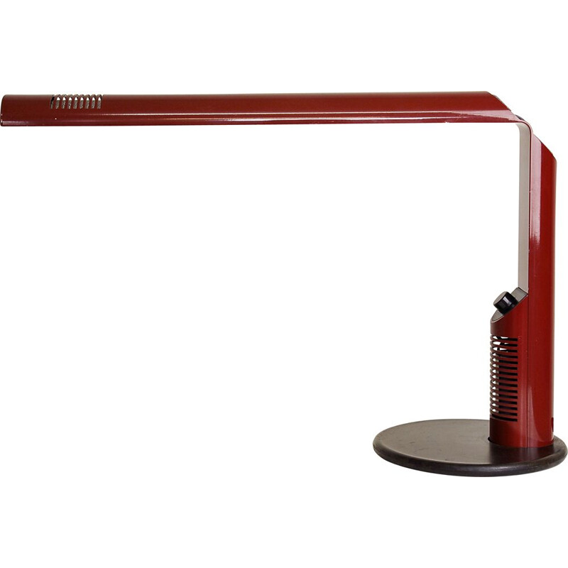 Vintage Abele desk lamp by Gianfranco Frattini for Luci, Italy 1970s