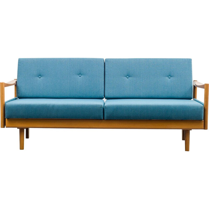 Vintage sofa daybed 1960s