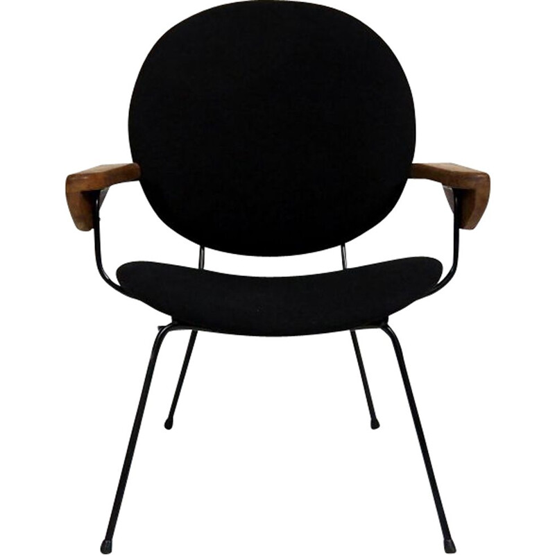 Vintage armchair 302 by W.H.Gispen for Kembo, Dutch 1950s